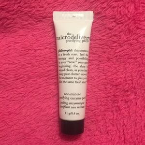 Philosophy Microdelivery Purifying Peel